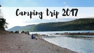Best camping trip - Duck creek Utah 2017