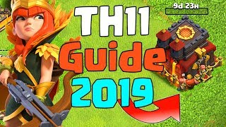 TH11 UPGRADE GUIDE PRIORITY LIST 2019 | CLASH OF CLANS