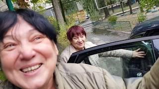 Внезапные  гости-зрительницы Сапоги от Алексы