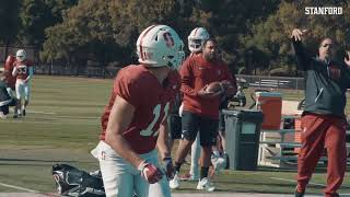 Stanford Football: Bobby Kennedy | Mic'd Up