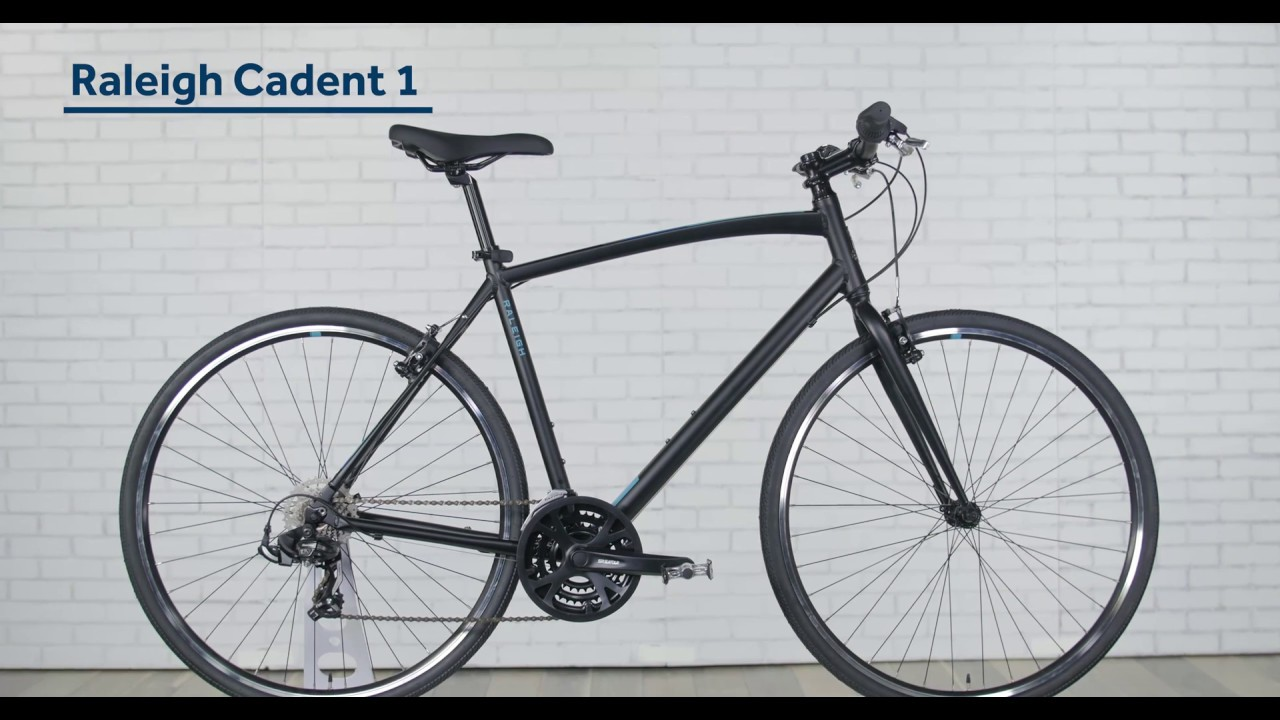 03068abf81e 2018 Raleigh Cadent 1. Raleigh Bicycles