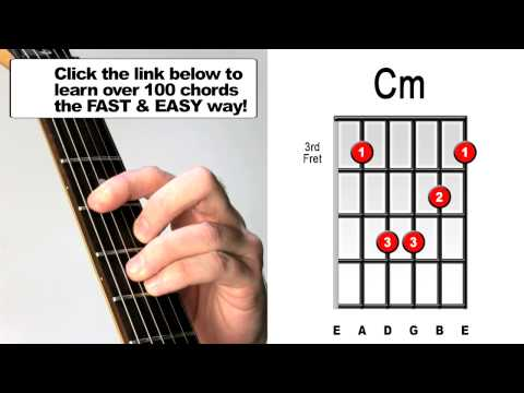 Download Free C Minor Guitar Chord Easy Mp3 – Lagu.fun