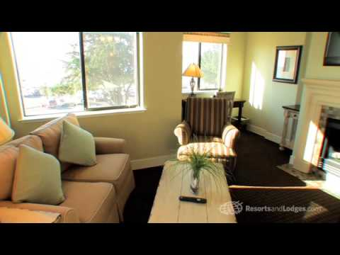 Oceano Hotel & Spa Video, Half Moon Bay, California