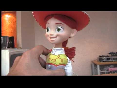 REVIEW DE JESSIE LA VAQUERITA QUE CANTA DE TOY STORY COLLECTION EN ESPAÑOL Videos De Viajes