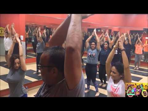 Power Yoga   Meditation