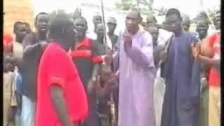 Nigerian Hausa comedy- Ismail Abubakar