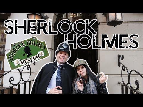 SHERLOCK HOLMES |  LONDON TRIP