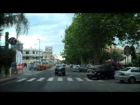 Mascali to Giardini Naxos by camper van - From Sicily to Ukraine part four