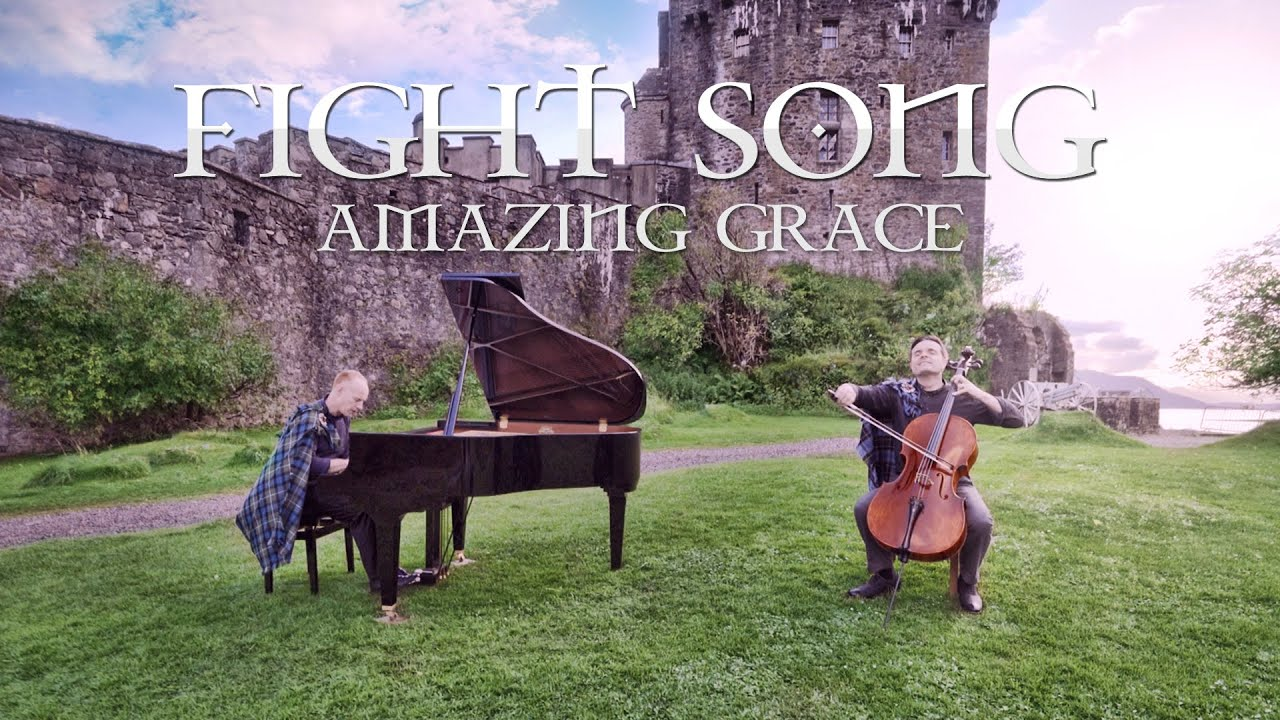 amazing grace cornemuse mp3