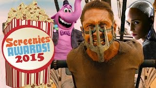 2015 Screenies Awards! - The Best & Worst in Movies & TV