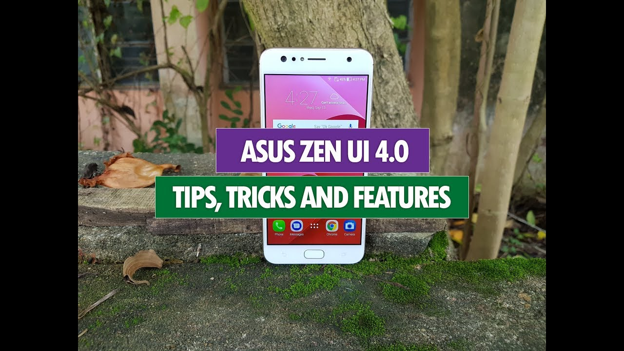 Asus Zen Ui 4 0 Tips Tricks And Features Twin Apps Youtube