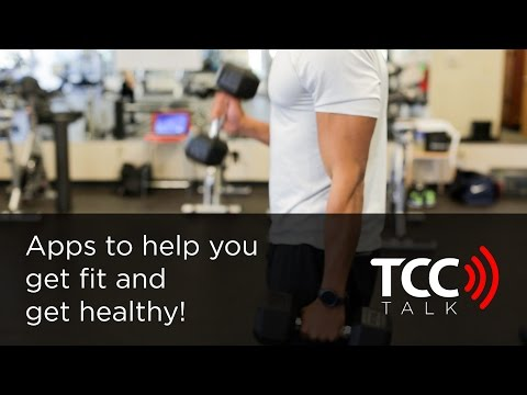 Apps To Help You Get Fit & Get Healthy!