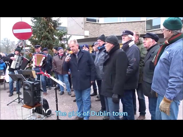 20181215 Optreden tijdens het kerstevent Vaassen in fragmenten