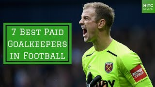 7 best paid goalkeepers in world football