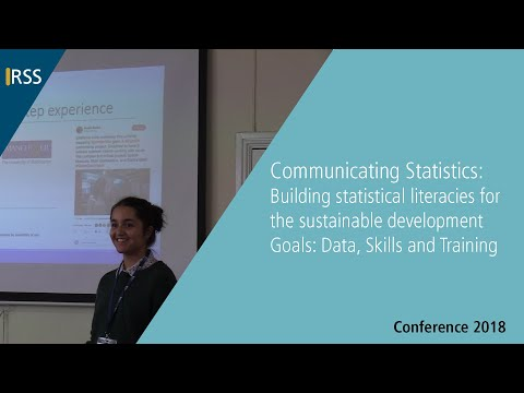 Communicating Statistics