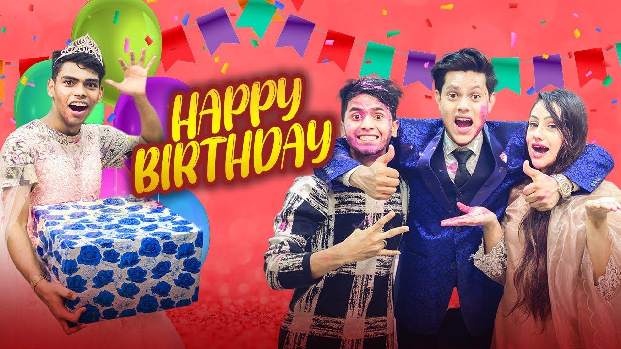 Download রাকিব জন্মদিনে জয় কে রাজকুমারী বানিয়ে দিলো | Joy Hassan Birthday VLOG | Rakib Hossain