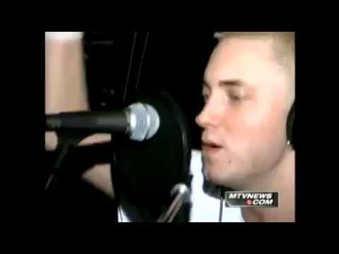 Eminem Freestyle On MTV With Paul Rosenberg
