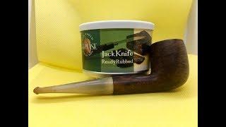 Обзор трубочноготабака G L Pease New World Collection Jack Knife