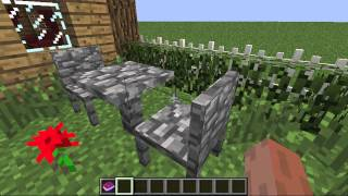 Minecraft Furniture Mod v1.5.2