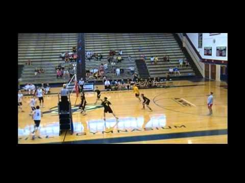 Michael Daly Volleyball Highlight