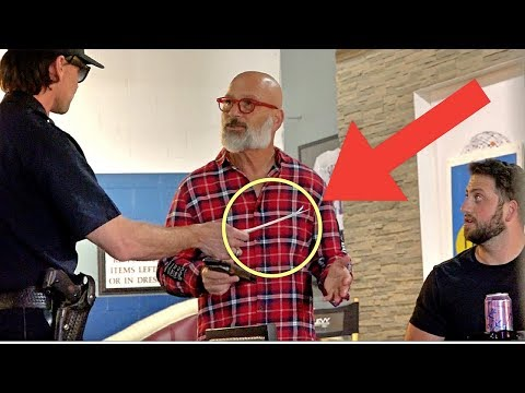 COP PRANK on HOWIE MANDEL (HE WAS SO MAD!!!)