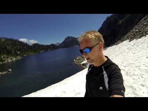 Hiking Snow Lake and Mini Glacier