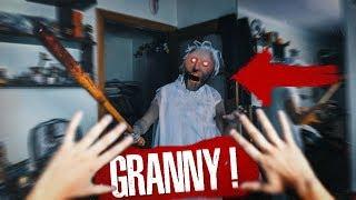 Вызов Духов - Granny ( ГРЕННИ ) / GRANNY в реальной жизни! Потусторонние