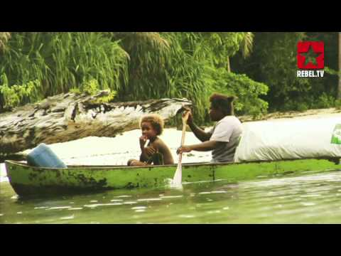 Surf - Trip to the Solomon Islands   Part 1 - on REBEL.TV