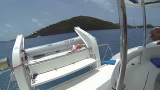 Moorings 46 Catamaran Tortola Bristish Virgin Islands - Bitter Ends
