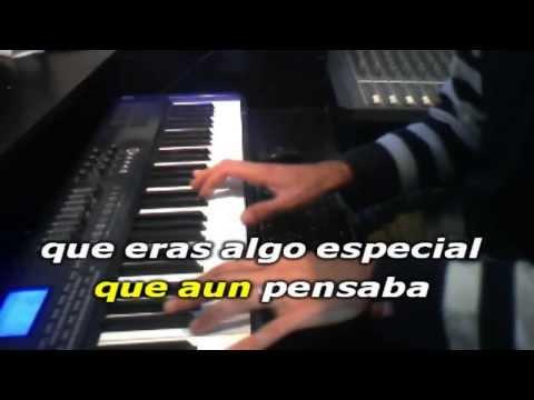 El mundo - Sergio Dalma - Karaoke instrumental Acustico. !!con letra!! - Calamusic Studio