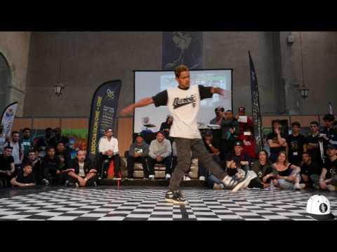 Zooty Zoot vs Wali | Finale One One Battle International 2017 |Hip Hop Corner