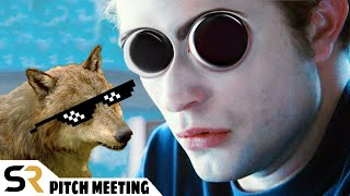 Twilight: New Moon Pitch Meeting