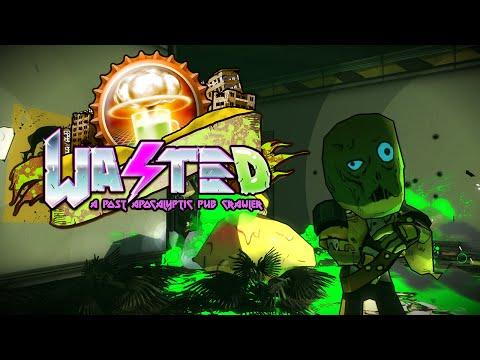 WASTED (PC) - Havin' A Swatch! | WASTED Gameplay