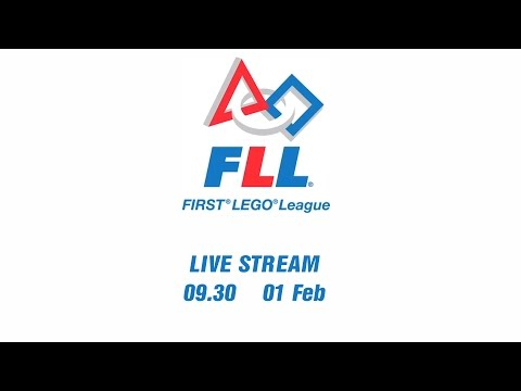FIRST® LEGO® League UK and Ireland National Final 2014-15