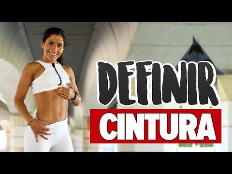Circuito para tonificar y definir abdomen y cintura