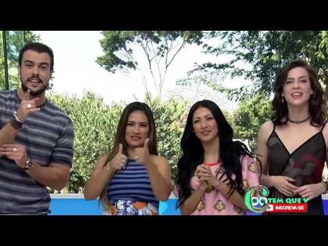 Simone e Simaria -  Show: São as Novas Técnicas do The Voice Kids