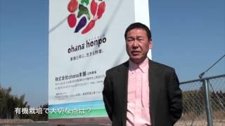 有機農業生産法人 株式会社ohana本舗臼杵農場