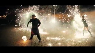 Фаер шоу Fireband