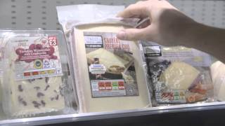 Local And International Cheeses From The Co-operative Food