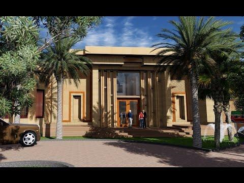 Modern Villa design over 30,000 sf - YouTube