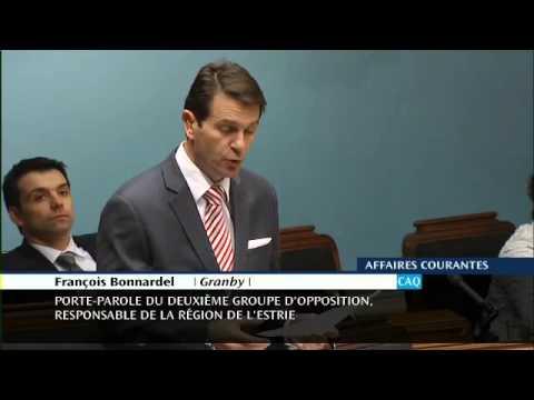 François Bonnardel, député de Granby, félicite Épilepsie Granby