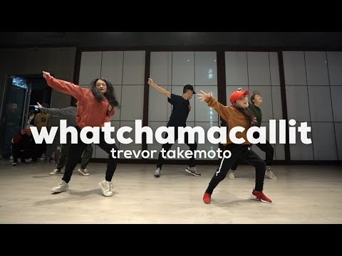 "Trevor Takemoto Choreography | ""Whatchamacallit"" By Ella Mai Feat. Chris Brown"