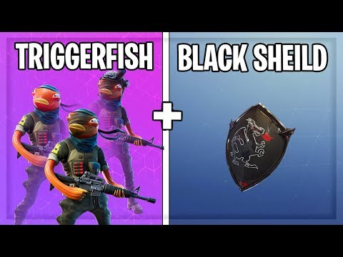 *NEW* TRIGGERFISH SKIN BEST COMBOS In Fortnite! | Before You Buy!