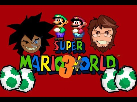 Super Mario World: Questioning Your Question? - Ep3 - Kaiju Arcade