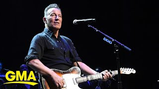 Wishing the Boss Bruce Springsteen a happy 71st birthday! l GMA Digital