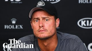 Lleyton Hewitt has responded to Bernard Tomic's astonishing broadside, accusing Tomic of threatening him and his family for more than 12 months and saying ...
