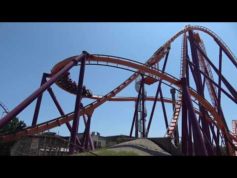 Having a Six Flags Day! | Six Flags Great America visit: 7/18/17 | SUMMER BUMMER TRIP (Day 8)