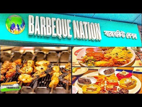 BARBEQUE NATION - Non Veg Buffet | Salt Lake Sector 5 | Kolkata | RDB