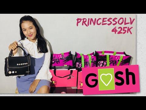 Sale Cuci Gudang - Review TAS GOSH KANCING
