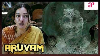 2019 Aruvam Movie Emotional Scene | Siddharth passes away | Catherine wants Siddharth to leave her